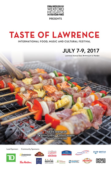 Taste of Lawrence 2017
