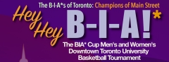 Hey, Hey B-I-A! The BIA Cup University Basketball Tournament is Back