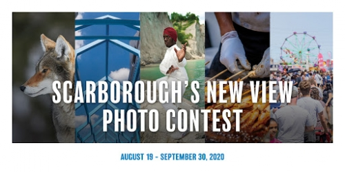 A New View - Scarborough Photo Contest