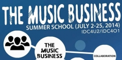 The Music Business Summer School at Coalition Music
